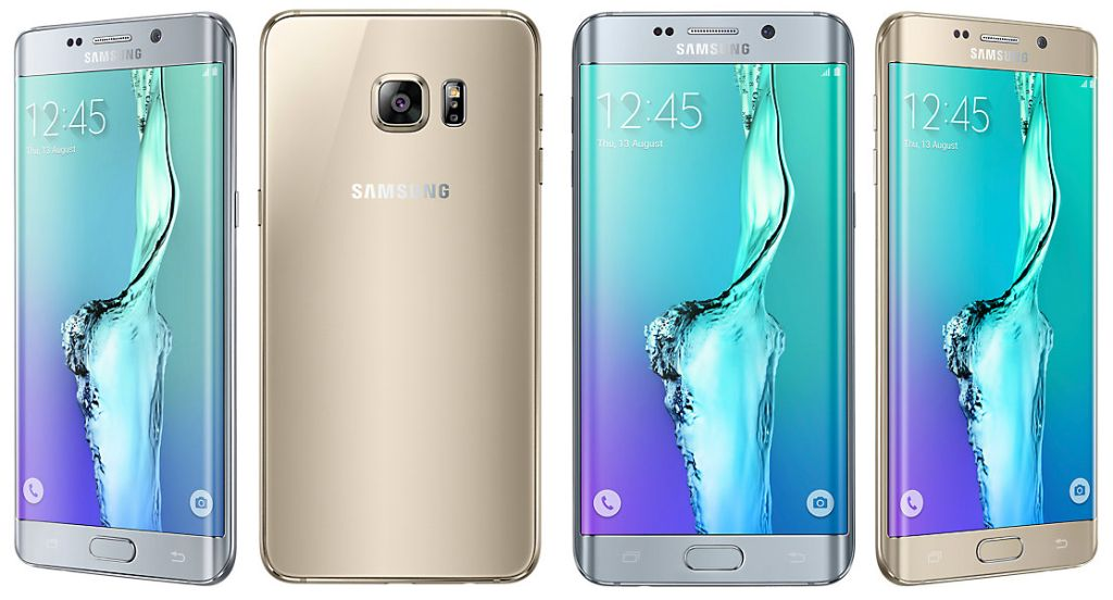 Samsung Galaxy S6 edge+ (2015) SM-G9287Z + Harga terbaru dan spesifikasinya