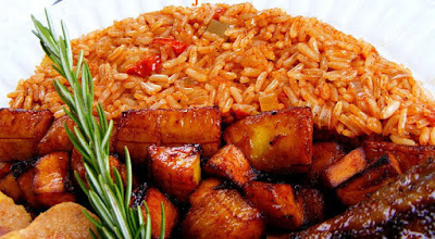 jollof rice war
