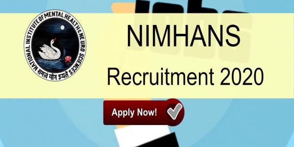 nimhans-notification-2020