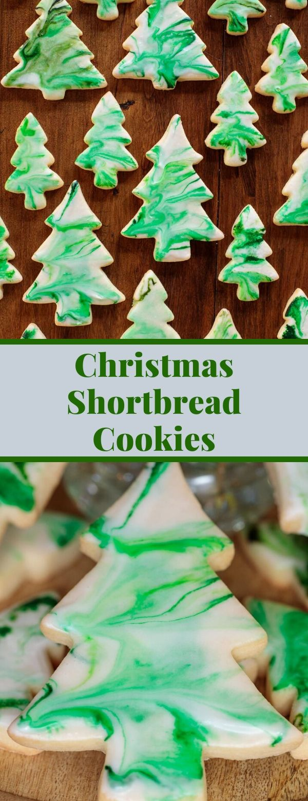 Christmas Shortbread Cookies #christmas #cookies  #dessert