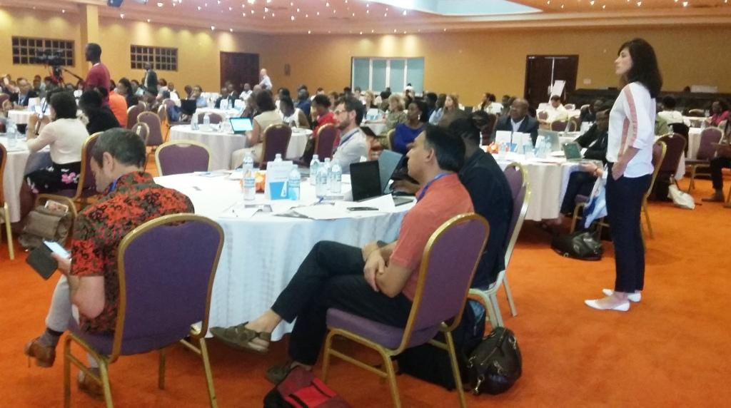 RIC-NET NEWS: The first INSPIRE implementation Jamboree
