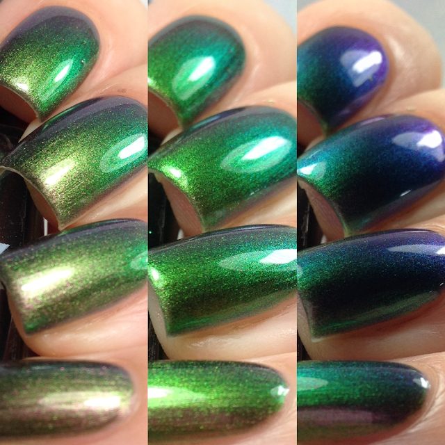 Lollipop Posse Lacquer-The World