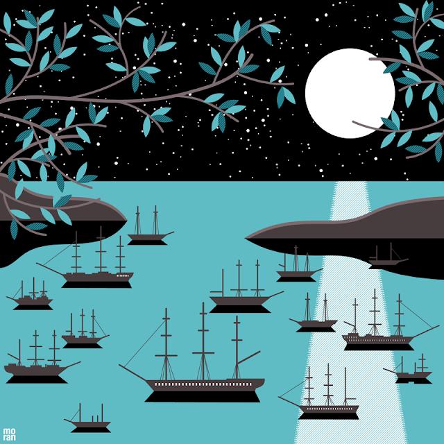 ilustracion dibujo ilustrador marcos moran illustration drawing