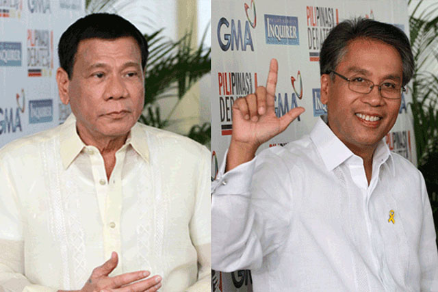 Sass Sasot on drugs: Duterte did more in three months what took Roxas 3 years