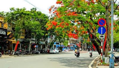 Mùa hạ ở Sài Gòn