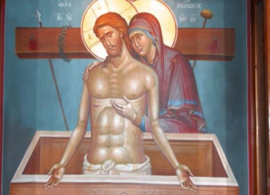 Η ζωή εν τάφω: Πως έγινε η Αποκαθήλωση και η ταφή Του Χριστού
