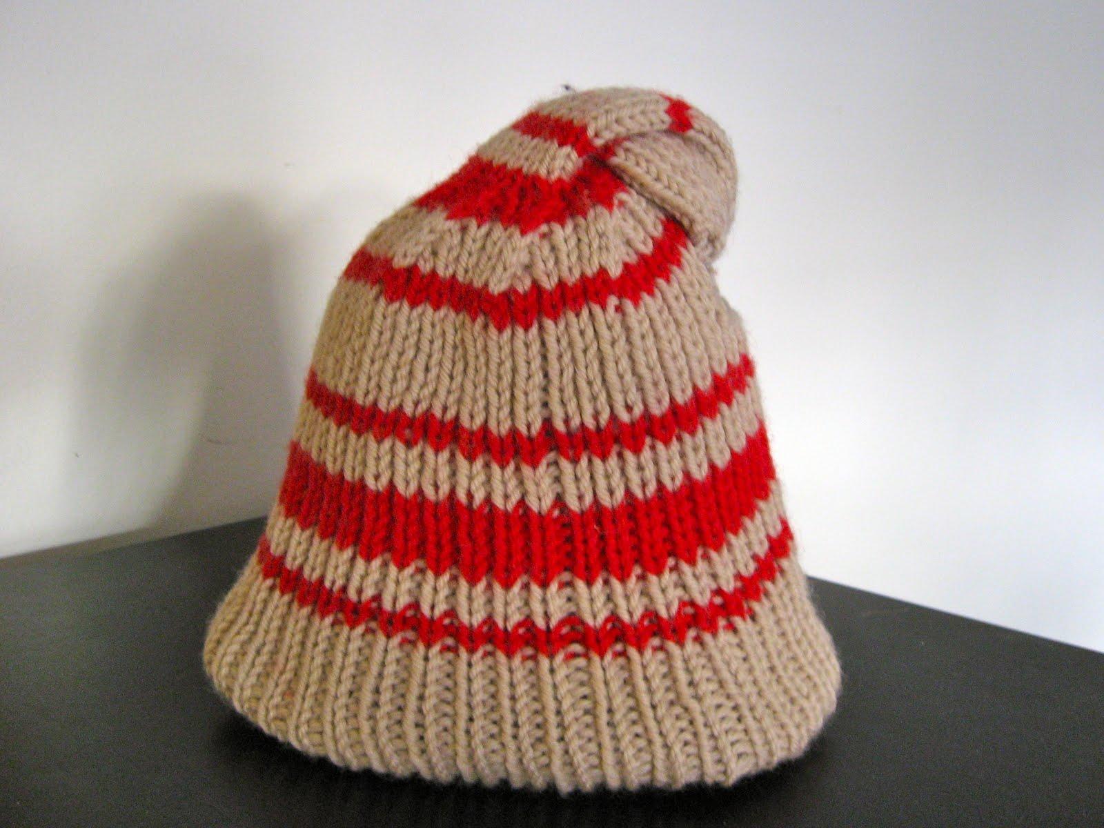 3a4cdd92cb8cc7 Klein Bottle Hat Pattern