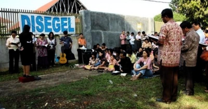 Akhirnya Pemkot Bogor Hibahkan Tanah untuk Bangun Gereja GKI Yasmin