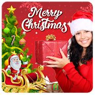 Download Christmas Photo Frames Creator App