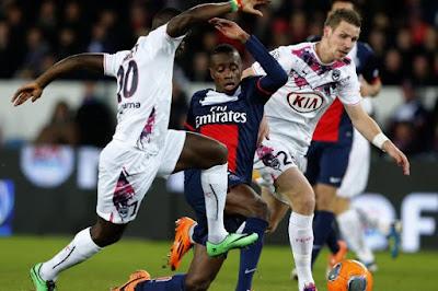 مشاهدة مباراة باريس سان جيرمان وبوردو
