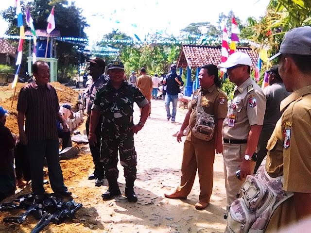 Monitoring Dan Evaluasi Kegiatan Padat Karya Tunai Desa Way Lunik