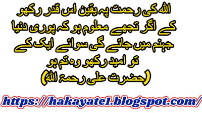 Hazrat ALi Qoul Urdu