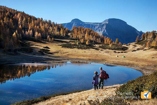 Lago di Sangiatto Superiore