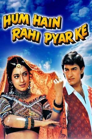 Download Hum Hain Rahi Pyar Ke (1993) Hindi Movie 720p HDRip 2.2GB