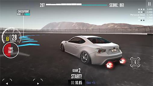 Drift Zone 2 v1.10 Apk Mod [Dinero]