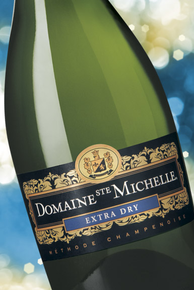 The Wine Cask Blog Domaine Ste Michelle Extra Dry Sparkling Wine
