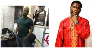 Speed Darlington Place Deadly Curse On Nigerian Music Bloggers.