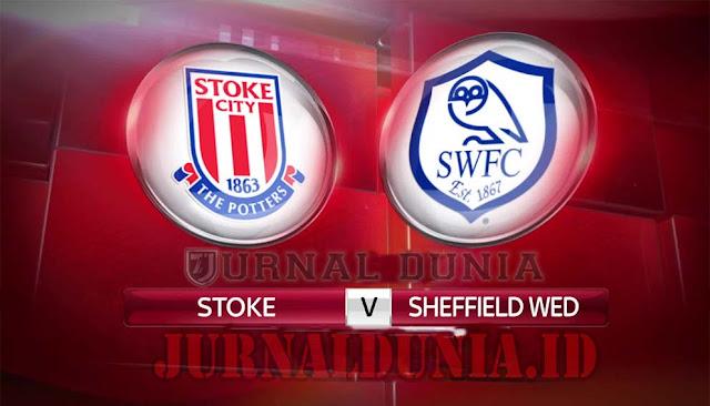 Prediksi Stoke City vs Sheffield Wednesday , Rabu 17 Februari 2021 Pukul 02.00 WIB