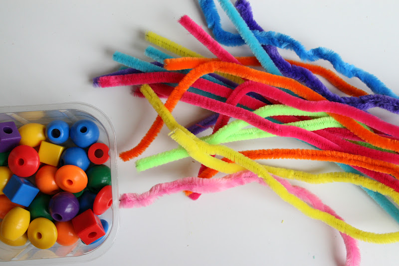 beads pipe cleaner solar system-#4