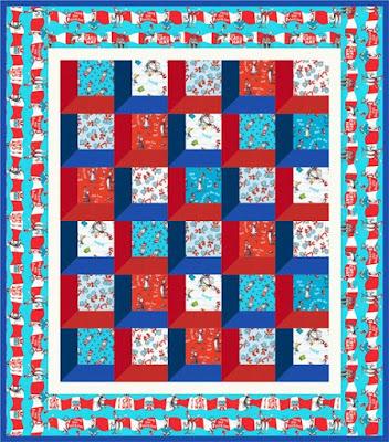 Bookshelf Quilt 65 X 74 Free Pattern At Robert Kaufman PDF Download