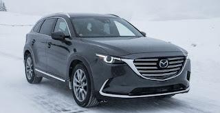 2019 Mazda CX 9 Changements, moteur, prix et date de sortie Rumeur, 2019 Voitures japonaises