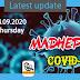 मधेपुरा जिले में गुरुवार को 38 लोग संक्रमित, कुल संख्या हुई 3197