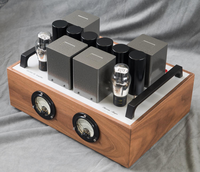 VinylSavor: The 45 / 2A3 Single Ended Amplifier