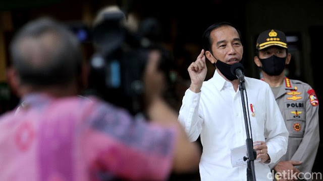 Presiden Jokowi Ancam Reshuffle Kabinet