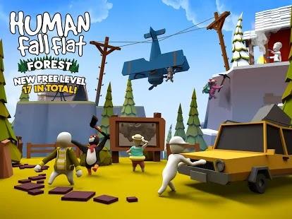 Human Fall Flat Screenshot