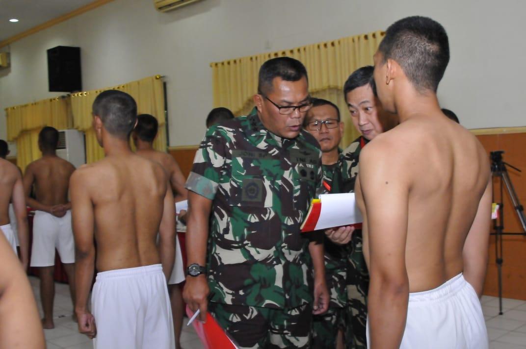 Kasum TNI : Penerimaan Calon Prajurit Perwira Karier TNI Bebas KKN