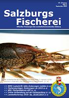 Salzburgs Fischerei 49(3) cover featuring Marmorkrebs