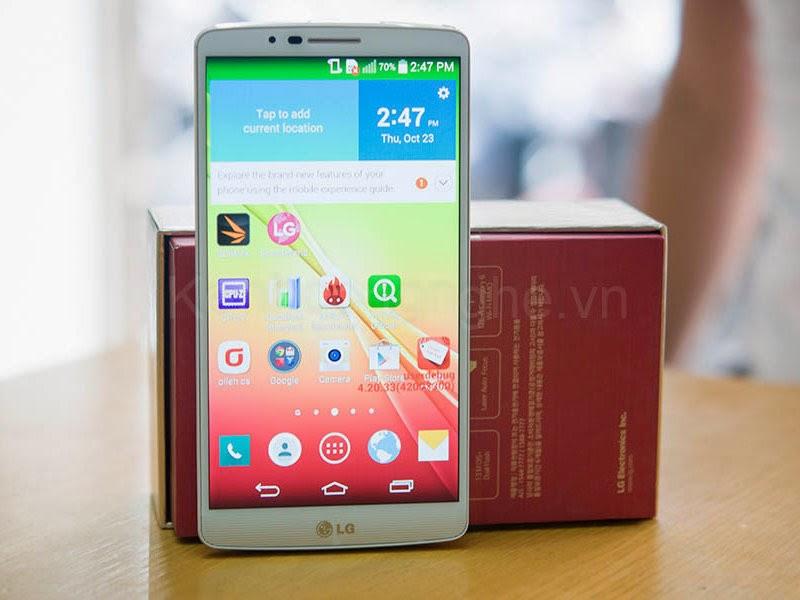 LG G3 Screen F490