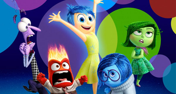 "Las emociones de ""Inside Out"""