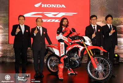 Honda CRF150L bandung