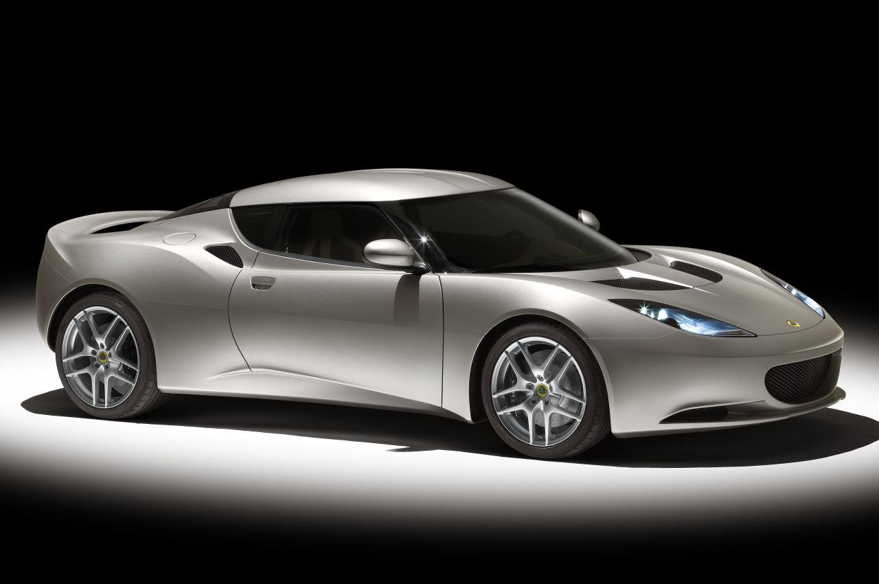 Wallpaper Car: Lotus Evora