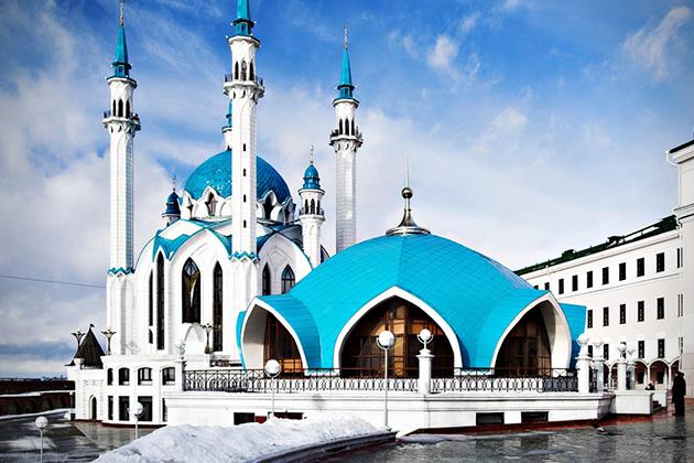 Masjid Qolsarif, Rusia