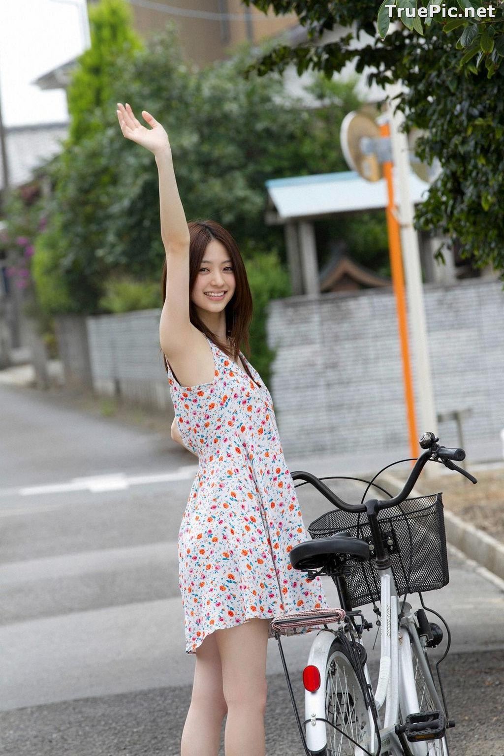 Image YS Web Vol.497 - Japanese Actress and Gravure Idol - Rina Aizawa - TruePic.net - Picture-10