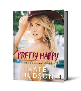 Znalezione obrazy dla zapytania Pretty happy.Przepis na pokochanie siebie-Kate Hudson