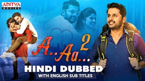 A.. AA... 2 Full Movie Download  New In Dindi Dubbed Movie 2019