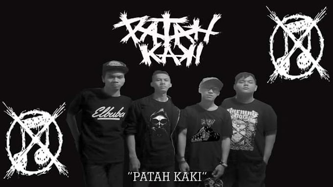 PATAH KAKI-ROCK ON METAL BROTHERHOOD COMPILATION VOL 3
