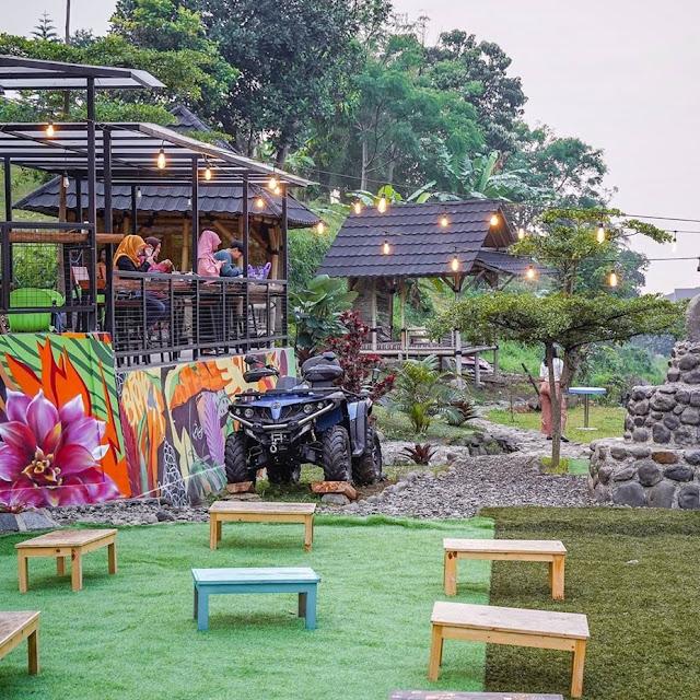 Tempat Nongkrong Asyik di Puncak Bogor
