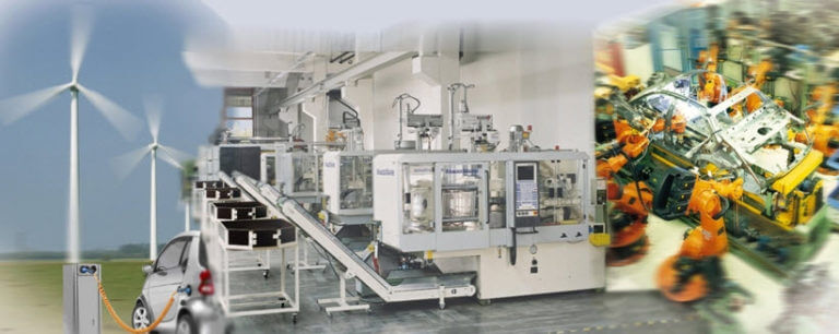 Types of Industrial Automation Systems