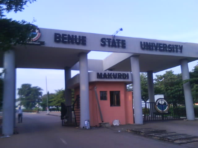 PRESS RELEASE FROM BENUE STATE UNIVERSITY MAKURDI