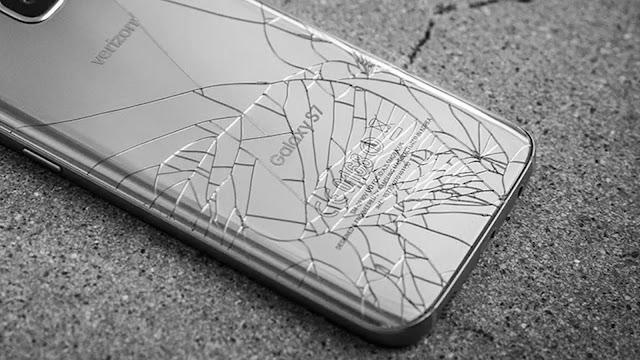 Kerusakan Handphone Android
