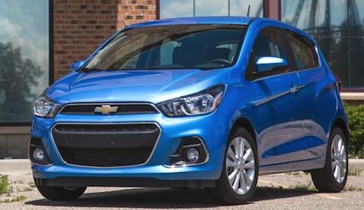 2019 Chevrolet Spark Price
