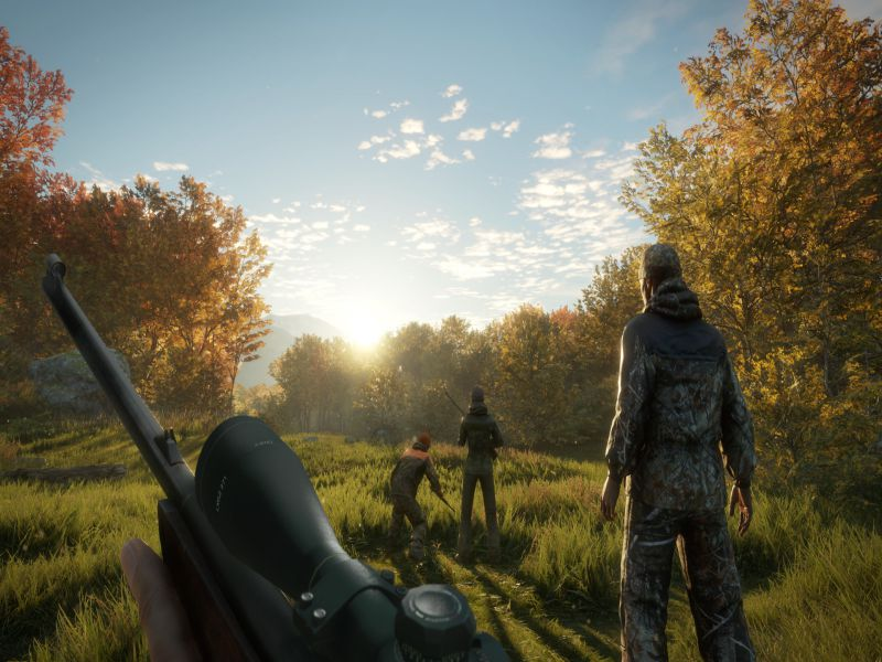 theHunter Call of the Wild Highly Compressed Free Download