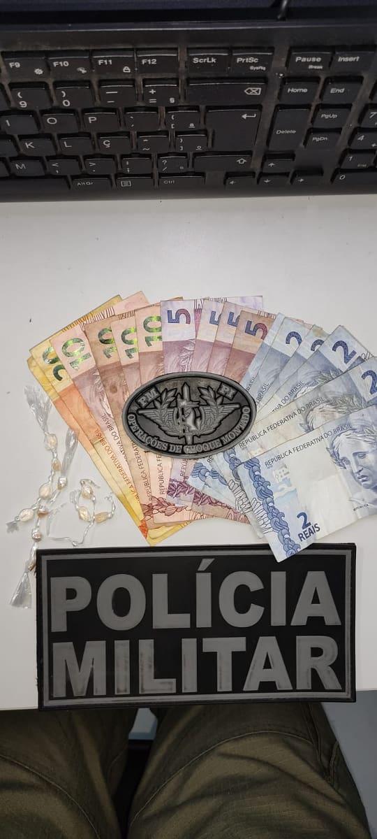 Elesbão Veloso: Policia prende mulher por venda e conduzir pedras de crack na genitália.