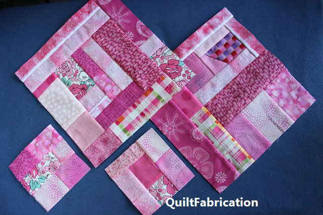 scrap square blocks