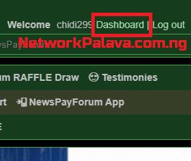 open newspayforum dashboard