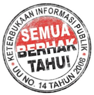 Bupati Menetapkan Standar Kuantitatif Pelayanan Informasi Publik 2-34-2